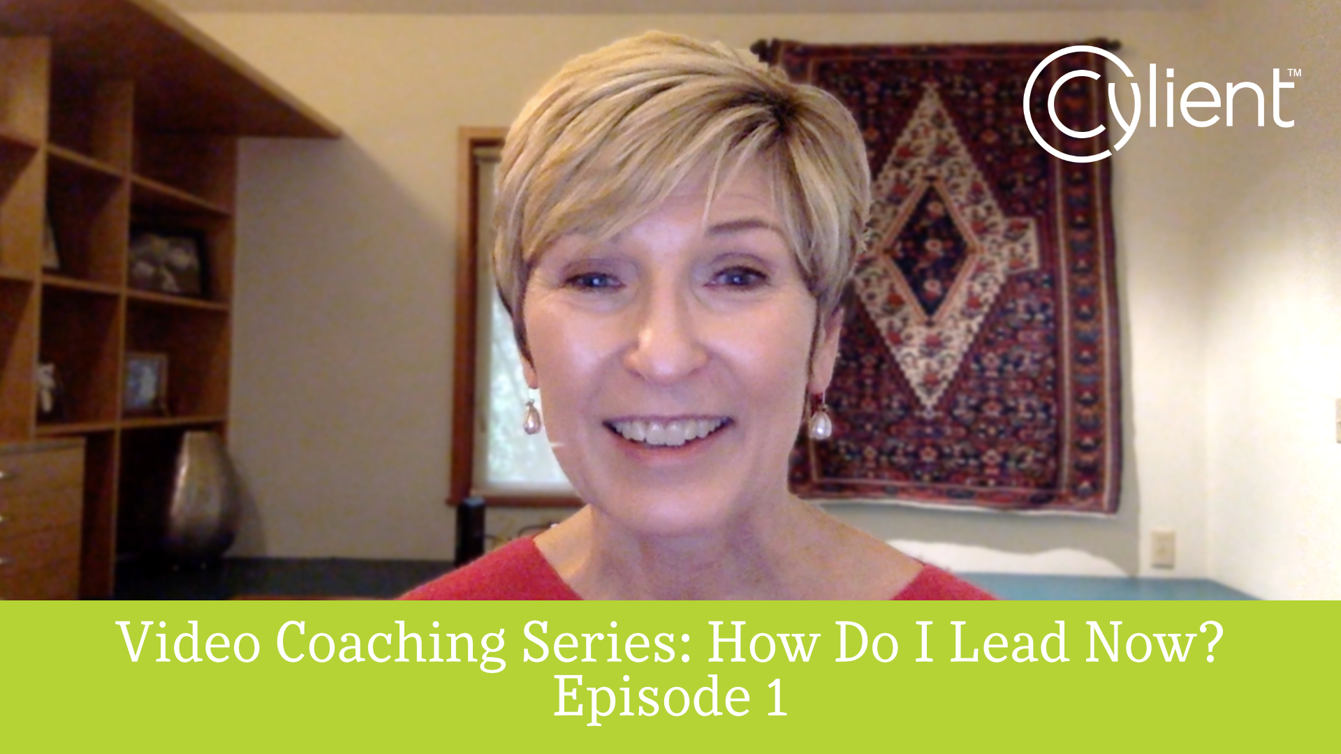 Video Coaching Series: How Do I Lead Now? Episode 1